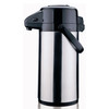 Double Walled Stainless Steel Vacuum Flask, High Quality,Push