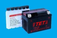 maintenance -free battery