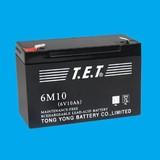 Sealed Lead-Acid Battery 6M10  6V