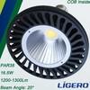 16.5W Aluminum LED PAR38 Lamp COB Light Source