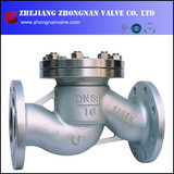 Flange Lift Check Valve GB H41 DN 15~DN300 Stainless Steel ISO9001