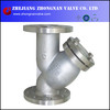 Y Type Filter Stainless Steel Strainer