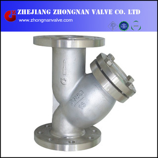 Y Type Filter Stainless Steel
