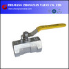 1 PC Screw Thread Stainless Steel 1000 WOG Ball Valve