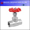 Stainless Steel CF8M 316 200 WOG Threaded End NPT J11w Globe Valve