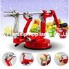 Stainless steel apple peeler slicer