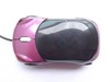 wired 3d optical fcc standard car mouse