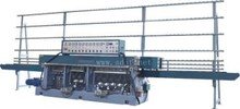 Glass straight line multilevel edging machine