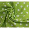 Polka dot Swimwear bikini Lycra fabric Sublimation printing