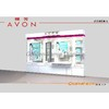cosmetic    display stand- for shopping mall