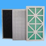 High Capacity Pleated filter,pre- filter,Panel filter