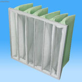 Synthetic fiber pocket filter,air filter