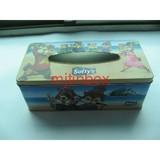 tissue box tissue holder metal tissue box