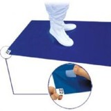 High quality  blue white  cleanroom sticky mat