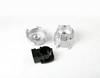 ADC12,auto eletronics safety aluminum die casting part,seals parts,250