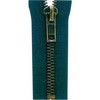 5# anti-brass zipper, open-end,  A/L slider