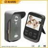 Chargeable Door Phone Intercom System Long Distance Motion Sensor