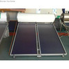 flat plate solar water heating system