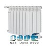 Die-cast Aluminum Radiator with CE Product Approvals