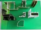 Various Shape Aluminium Profiles Extrusion  Aluminum Casement Window
