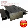 OEM Manufacturer Aluminum Window Profile 6063/T5 Alloy Window Frame