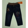 boy's Denim pants,with inner lining cloth and big back pockets