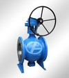 3PCS Forged Trunnion Ball Valve