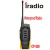 communications receiver CP-500 transceiver  telephone portable long range walkie talkie