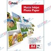 190gsm Matte Single Side Photo Paper