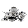Xinmei Stainless Steel 13-piece Bakelite with SS Handle Cookware Set
