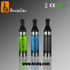 Shenzhen wholesale big vapor 2.4ml capacity rechargeable e cigarette atomizer ego T2 atmoizers