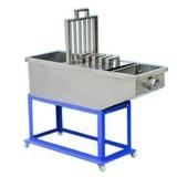 TLYFA stainless steel drawer-type ceramic magnetic separator