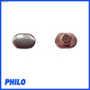 High quality electrical contact rivets