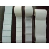 semi gloss self adhesive paper label sticker for printing glassine