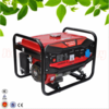 7hp electric gasoline generator with digital panel meters model JS3500A