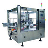 Fully automatic  double labeling stations cold glue labeling machine