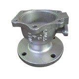 casting of ball valve body