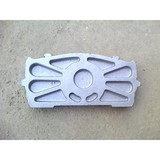 brake pads  Steel Backing  casting