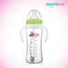 2013 New Arc Glass Baby  Bottle with Handle