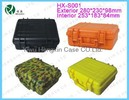 ABS pre-cutted foam plastic tool cases boxes STOCK