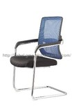 Top Grade Office Visitor Chair, Mesh Chair with Chrome Frame  KB-8907C