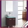 Modern Floor Standing PVC Bathroom Cabinet