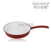 cast iron cookware enameled red best frying pan grill pan