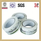 high quality 3 color printed bopp packing tape