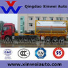 40ft container 3 axle concession trailer