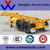 2 axle semi trailer