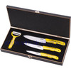 3'',4'',5'',6'' New Nobleman Series Ceramic paring/ chef Knife Sets