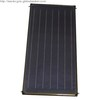 Flat Plate Solar Collector full copper absorber with chrome painting