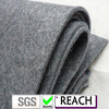 Grey Needle Punched Felt Fabric