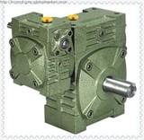 WPWE  worm gear speed reducer gearbox